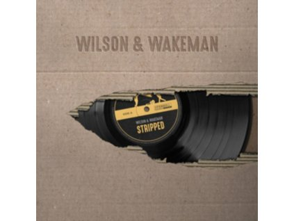 DAMIAN WILSON & ADAM WAKEMAN - Stripped (CD)