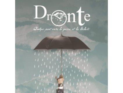DRONTE - Quelque Part Entre La Guerre Et La Lachete (Limited Edition) (CD)