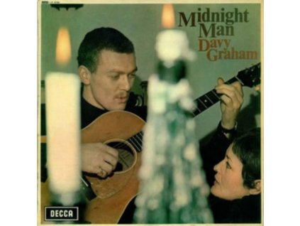 DAVY GRAHAM - Midnight Man (CD)