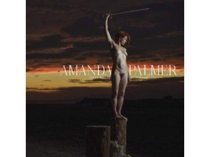 AMANDA PALMER - There Will Be No Intermission (CD)