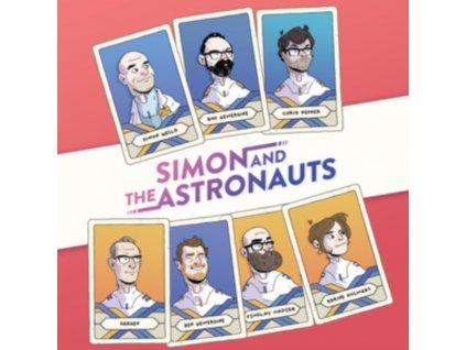 SIMON & THE ASTRONAUTS - Simon & The Astronauts (CD)