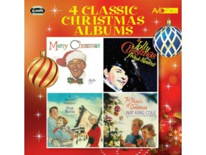 VARIOUS ARTISTS - 4 Classic Christmas Albums (CD)