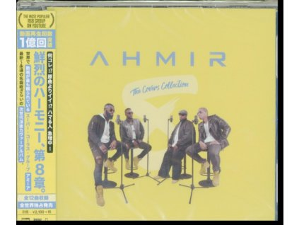 AHMIR - Covers Collection Vol.8 (Special Edition) (CD)