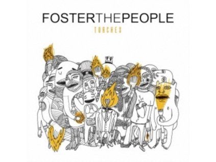 FOSTER THE PEOPLE - Torche (CD)