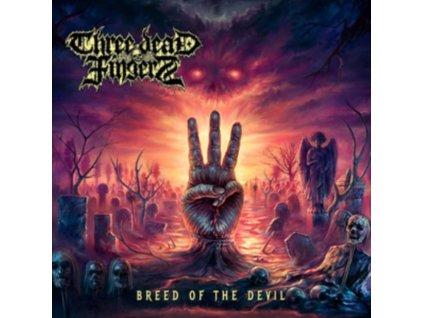 THREE DEAD FINGERS - Breed Of The Devil (CD)