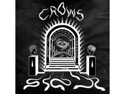 CROWS - Silver Tongues (CD)