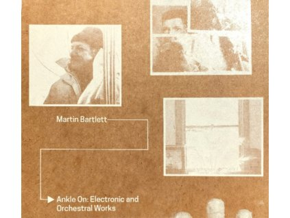 MARTIN BARTLETT - Ankle On Electronic (CD)