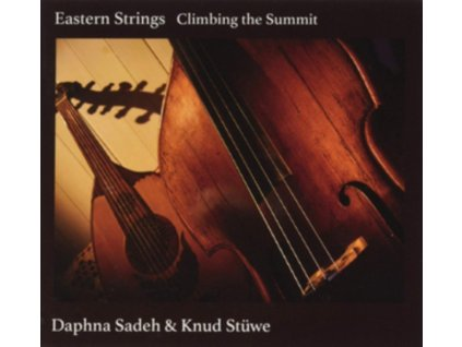 DAPHNA SADEH & KNUD STUWE - Eastern Strings (CD)