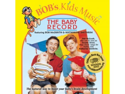 BOB MCGRATH & K SMITHRIM - The Baby Record (CD)
