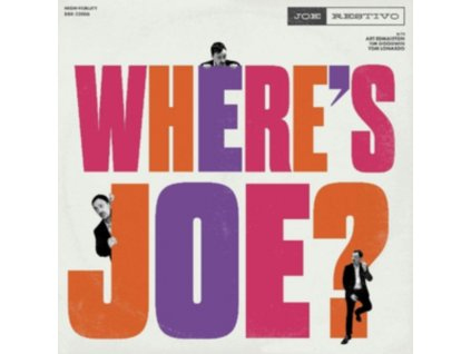 JOE RESTIVO - Wheres Joe? (CD)