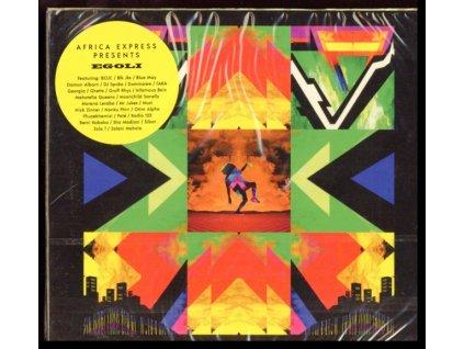 AFRICA EXPRESS - Egoli (CD)