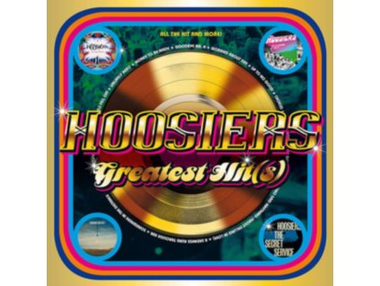 HOOSIERS - The Hoosiers Greatest Hit(S) (CD)