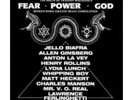 VARIOUS ARTISTS - Fear Power God (CD)