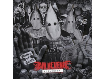 I AM REVENGE - Violencer (CD)