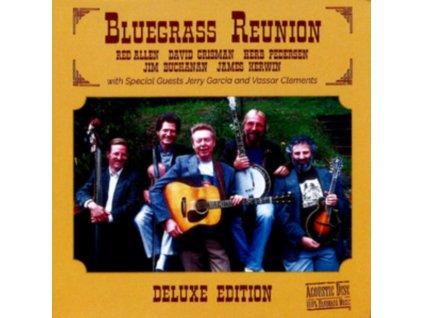 RED ALLEN & DAVID GRISMAN - Bluegrass Reunion Deluxe (CD)