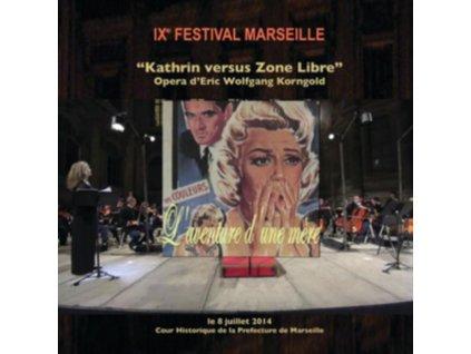 ELISABETH FLECHI / VINCENT SCHIRRMACHER / KLEMENS SANDER / LILIANA FARAON & WILFRIED TISSOT - Korngold: Kathrin Versus Zone Libre (CD + DVD)