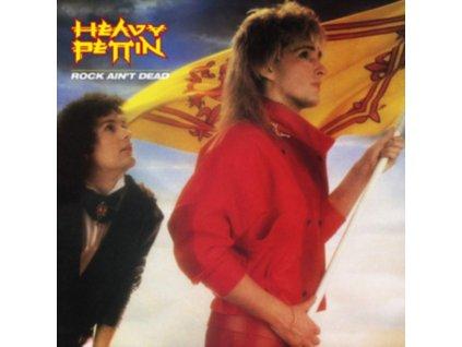 HEAVY PETTIN - Rock Aint Dead (CD)