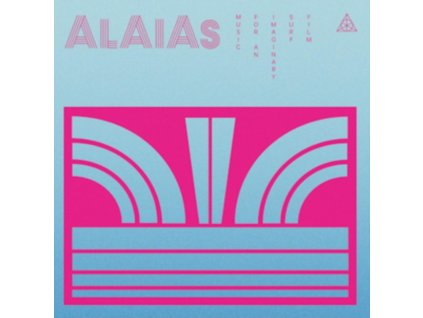 ALAIAS - Music For An Imaginary Surf Film (CD)