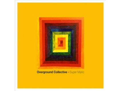 OVERGROUND COLLECTIVE - Super Mario (CD)