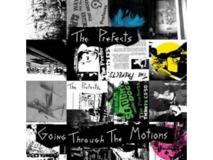 PREFECTS - Going Through The Motions (CD)