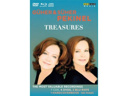 GUHER PEKINEL / SUHER PEKINEL - Treasures (CD Box Set)