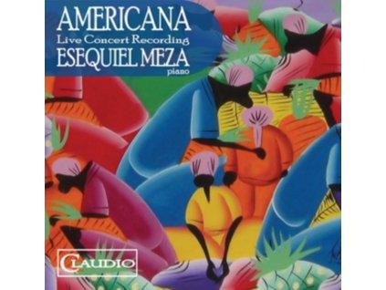ESEQUIEL MEZA - Americana - Live Concert Recording (CD)