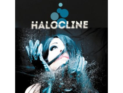 HALOCLINE - Troubled Waters (CD)