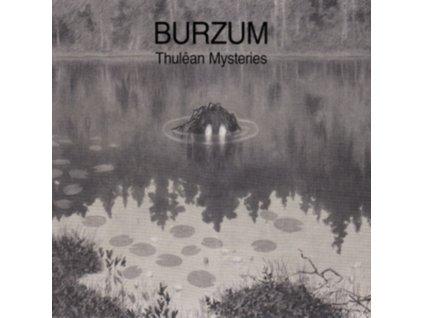 BURZUM - Thulean Mysteries (CD)