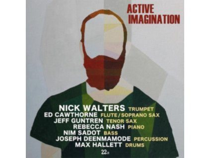 NICK WALTERS - Active Imagination (CD)