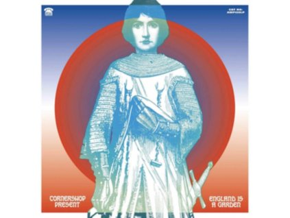 CORNERSHOP - England Is A Garden (CD)