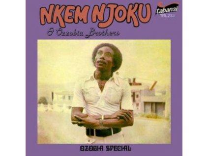 NKEM NJOKU & OZZOBIA BROTHERS - Ozobia Special (CD)
