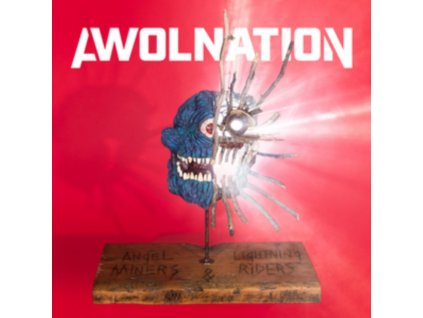 AWOLNATION - Angel Miners & The Lightning Riders (CD)