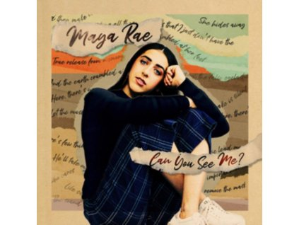 MAYA RAE - Can You See Me? (CD)