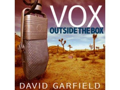 DAVID GARFIELD - Vox Outside The Box (CD)