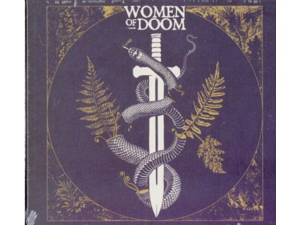 VARIOUS ARTISTS - Women Of Doom (CD)