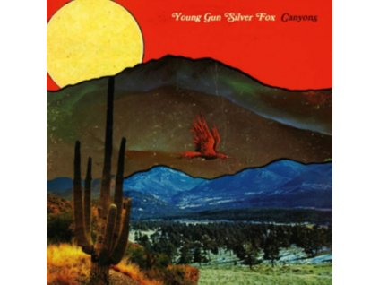 YOUNG GUN SILVER FOX - Canyons (CD)