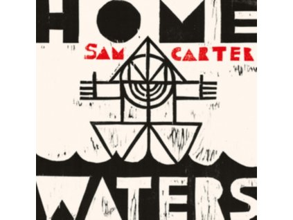 SAM CARTER - Home Waters (CD)