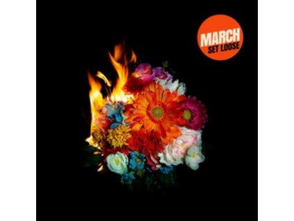 MARCH - Set Loose (CD)