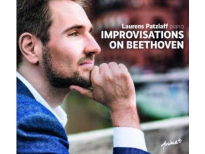 LAURENS PATZLAFF - Improvisations On Beethoven (CD)