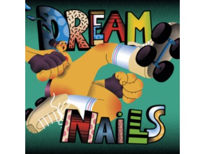 DREAM NAILS - Dream Nails (CD)