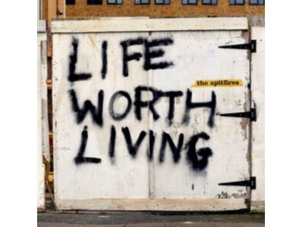 SPITFIRES - Life Worth Living (CD)