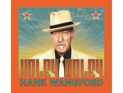 HANK WANGFORD - Holey Holey (CD)