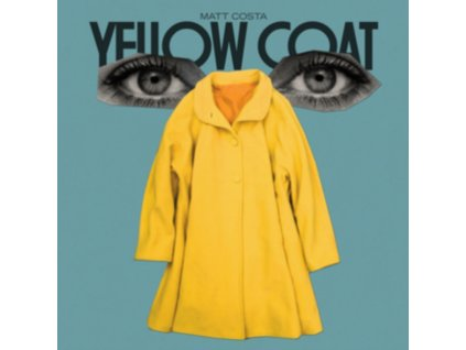 MATT COSTA - Yellow Coat (CD)