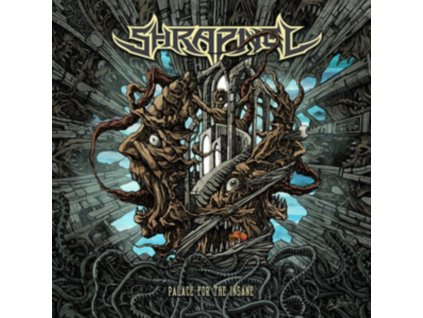 SHRAPNEL - Palace For The Insane (CD)