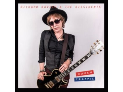 RICHARD DAVIES & THE DISSIDENTS - Human Traffic (CD)
