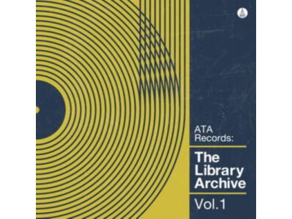 ATA RECORDS - The Library Archive. Vol. 1 (CD)