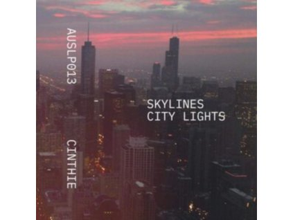 CINTHIE - Skylines - City Lights (CD)