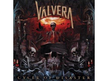 VALVERA - Cycle Of Disaster (CD)