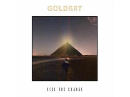 GOLDRAY - Feel The Change (CD)