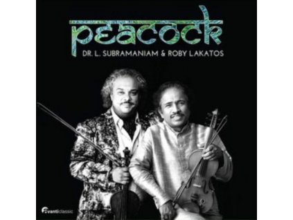 ROBY LAKATOS / DR. L. SUBRAMANIAM - Peacock (CD)